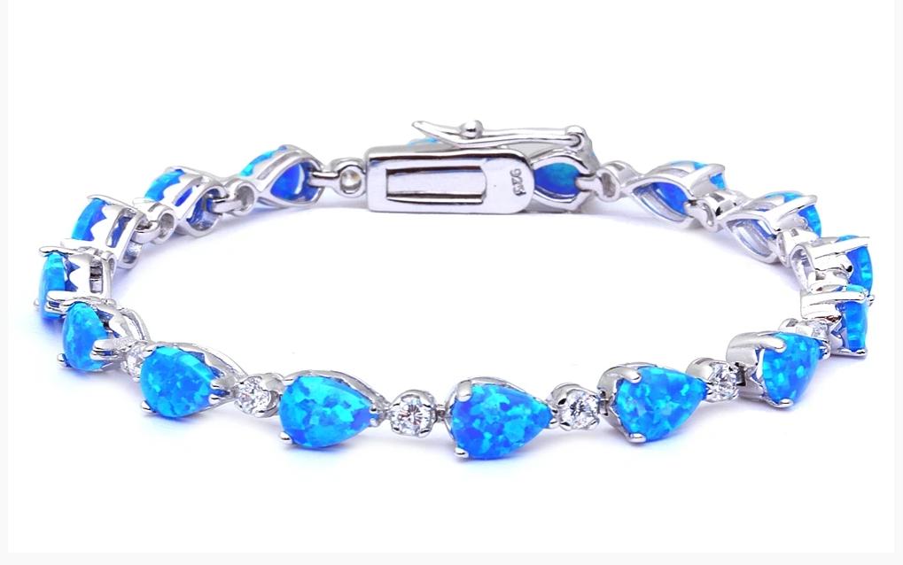 Strieborný náramok s opálom-236595-39