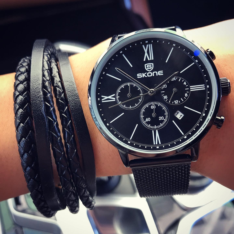 Pánske hodinky SKONE-193804-31