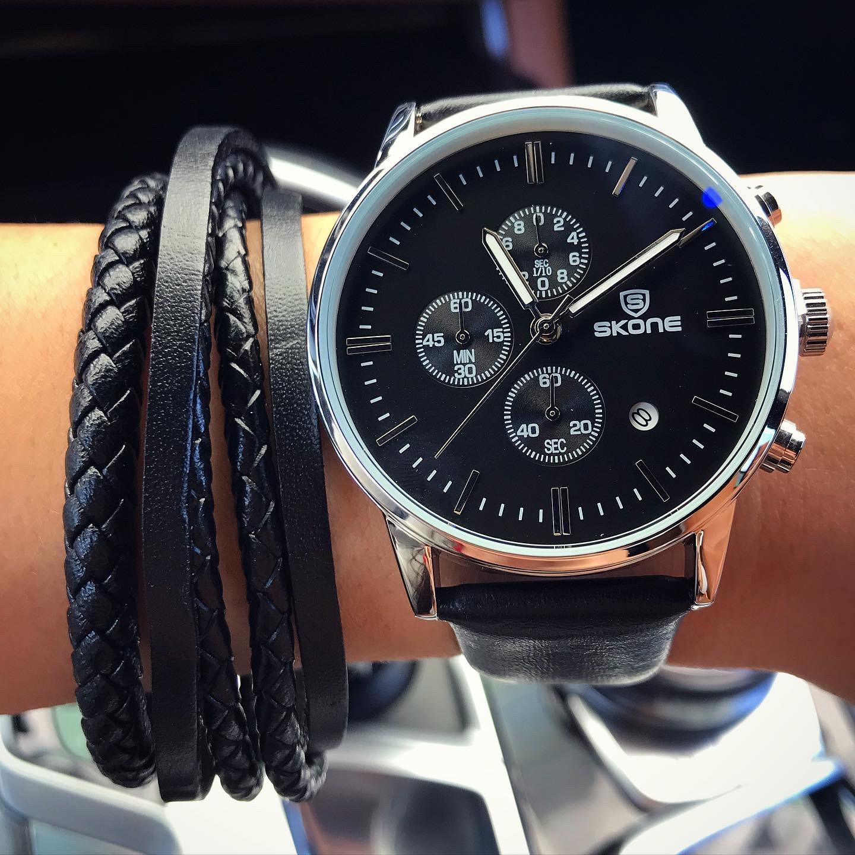 Pánske hodinky SKONE-193803-31