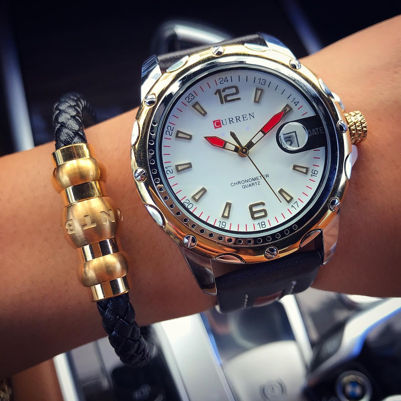 Pánske hodinky CURREN-193807-31