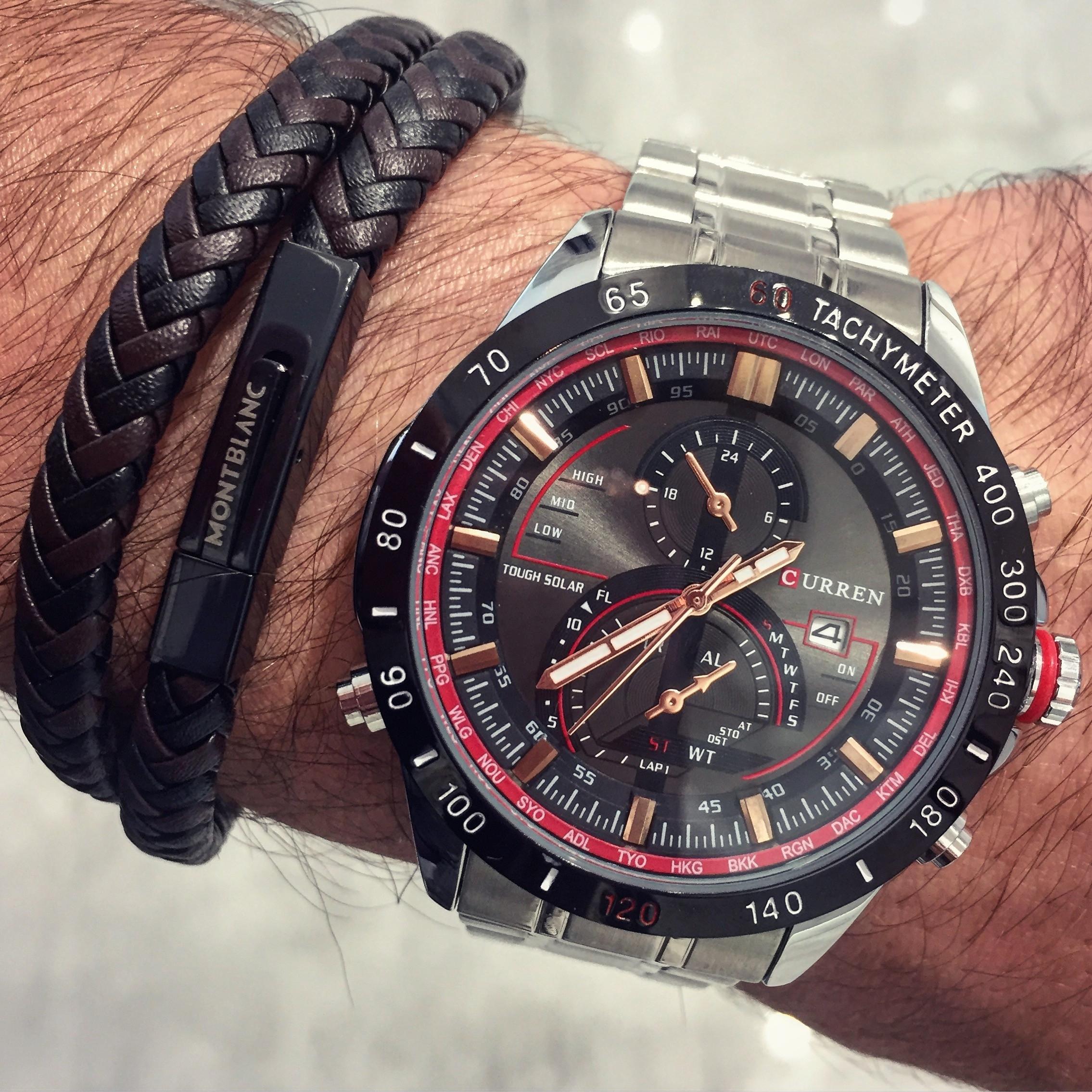 12ce7d84c ... Pánske hodinky CURREN Micro-113102-02 ...