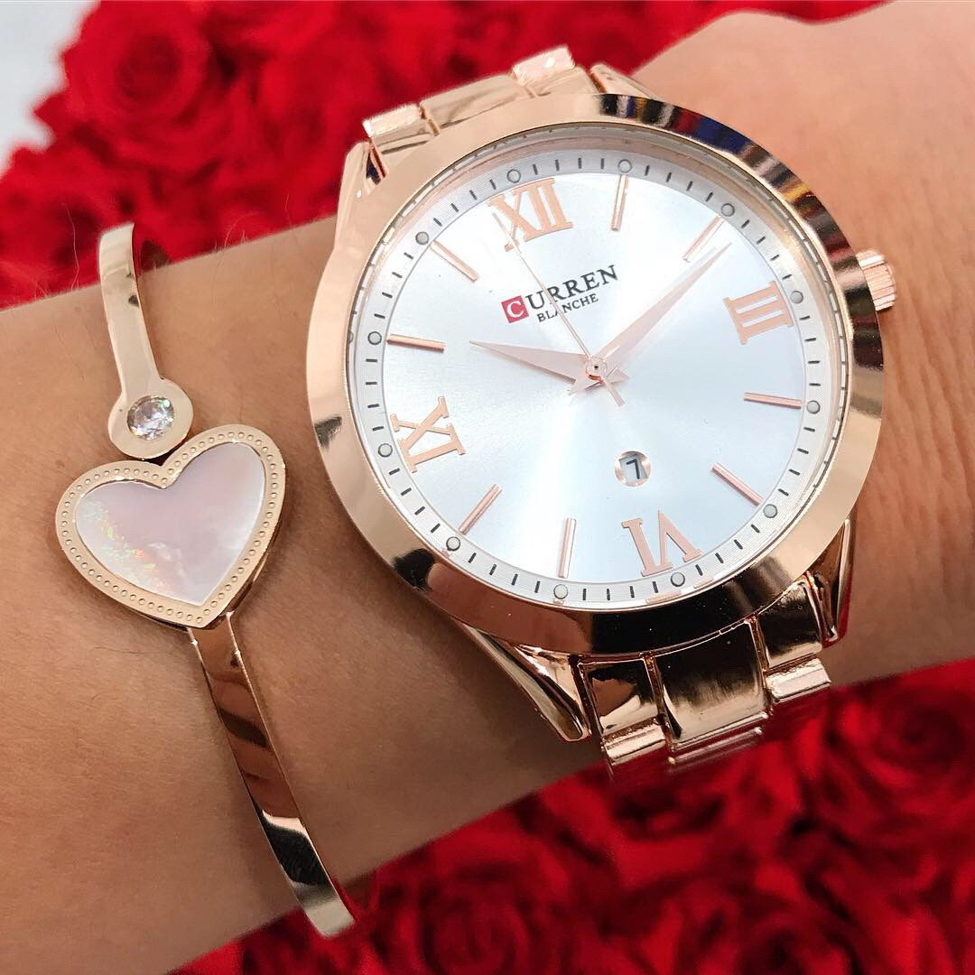 Dámske rosé gold hodinky-165903-31