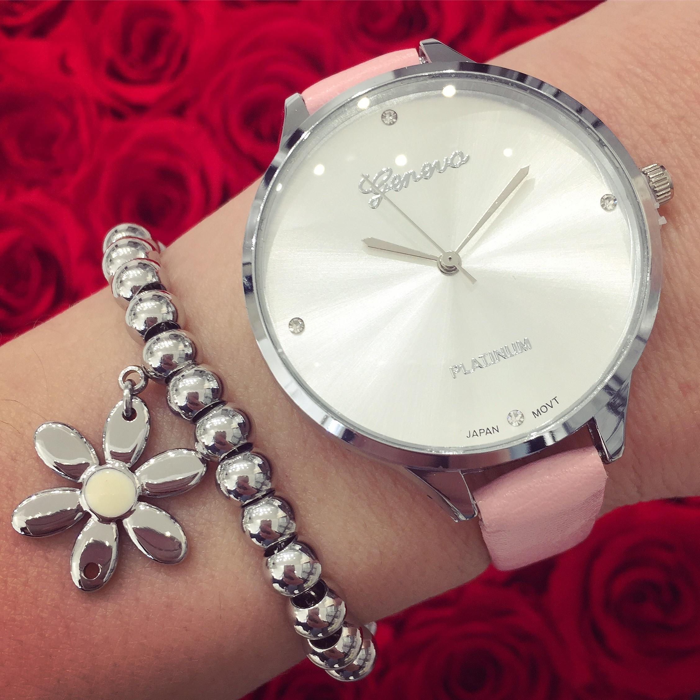 af217e406 Dámske ružové hodinky | iSperky.sk