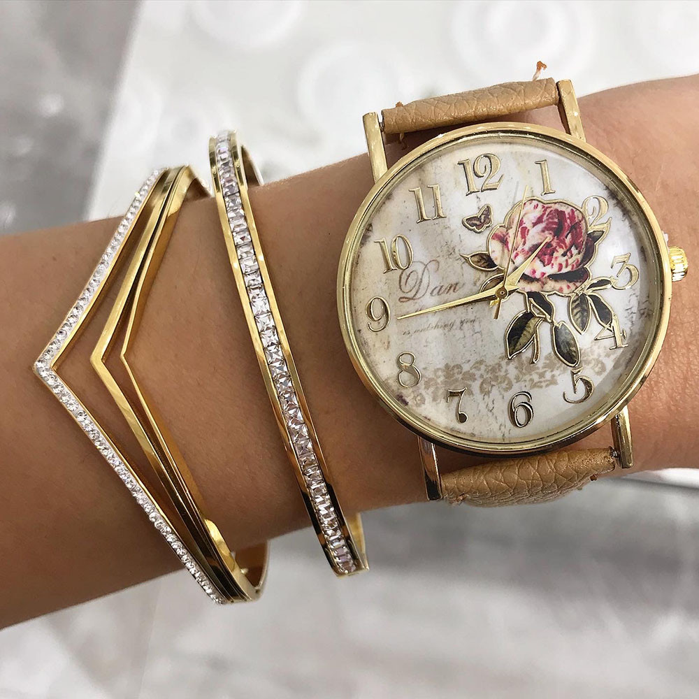 Štýlové dámske hodinky-212243-31