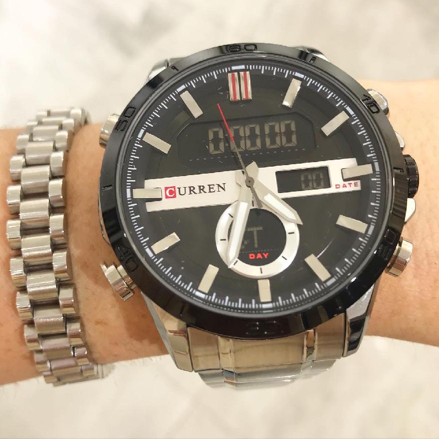 Pánske digitálne hodinky-246904-36