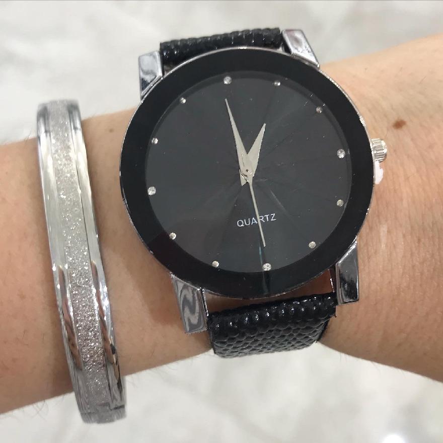 Dámske čierne hodinky-246927-34