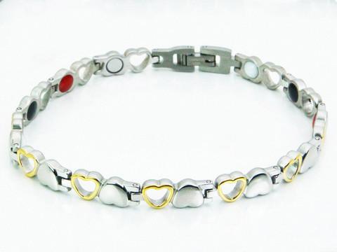 Dámsky oceľový náramok-223124-37