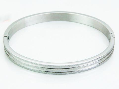 Dámsky oceľový náramok-223090-39