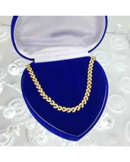Oceľový náhrdelník