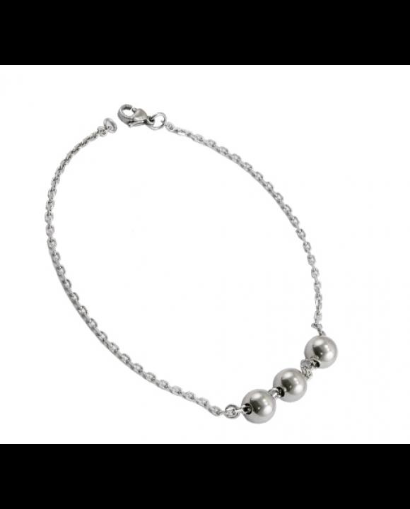 Dámsky oceľový náramok-205859-20