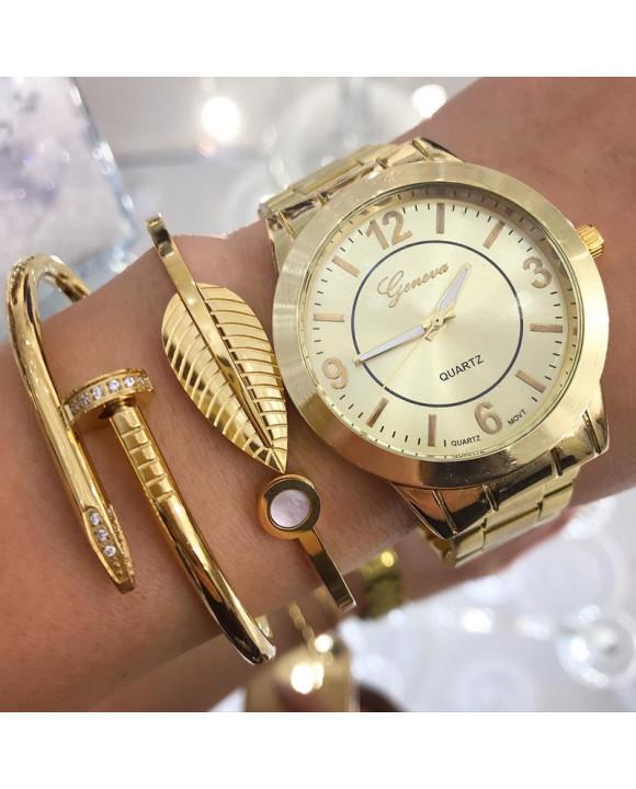 Dámske kovové hodinky-198310-20