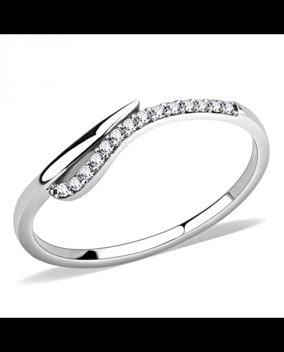 Dámsky oceľový prsteň-214188-20