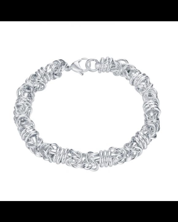Pánsky oceľový náramok-204205-20