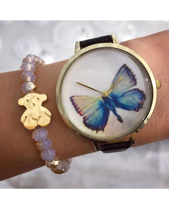 Dámske hodinky s motýľom-212323-20