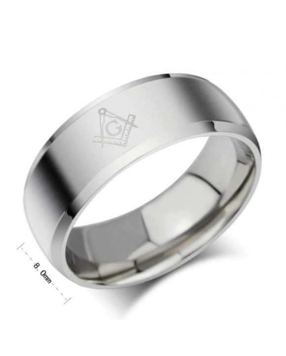 Oceľový prsteň-203722-20