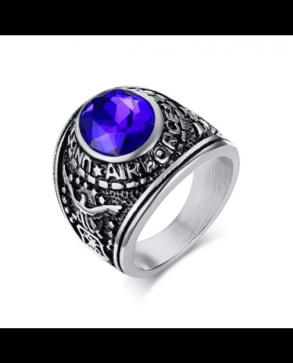 Oceľový prsteň-203738-20