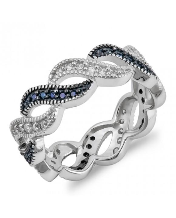 Strieborný prsteň-166269-20