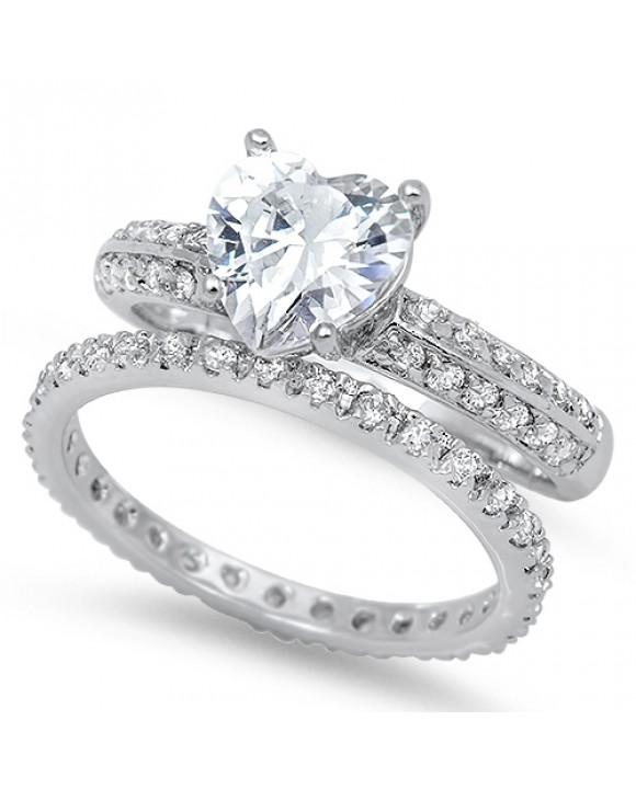 Strieborný prsteň-166294-20