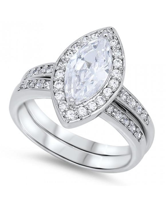 Strieborný prsteň-166166-20