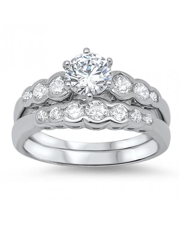 Strieborný prsteň-166227-20