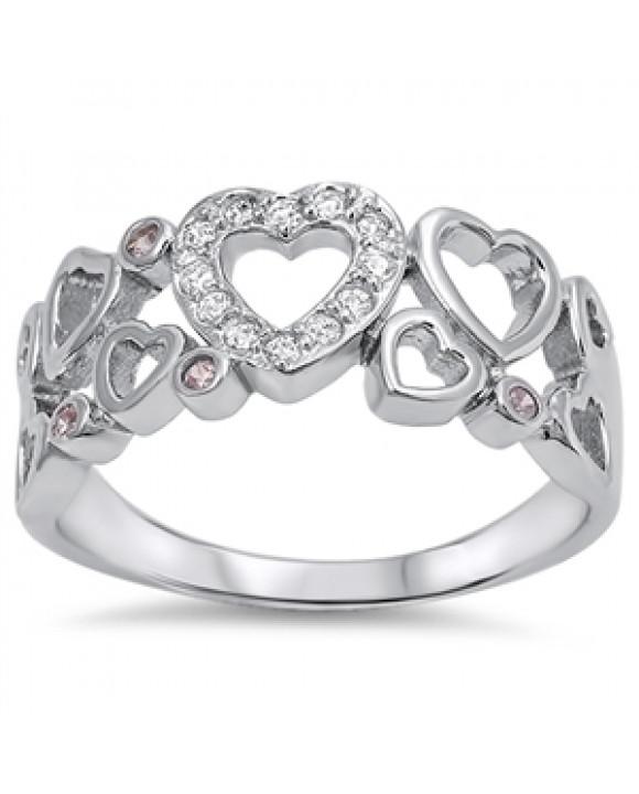 Strieborný prsteň-166234-20
