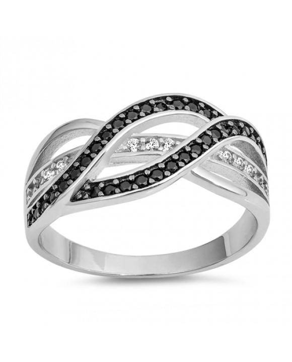Strieborný prsteň-166260-20