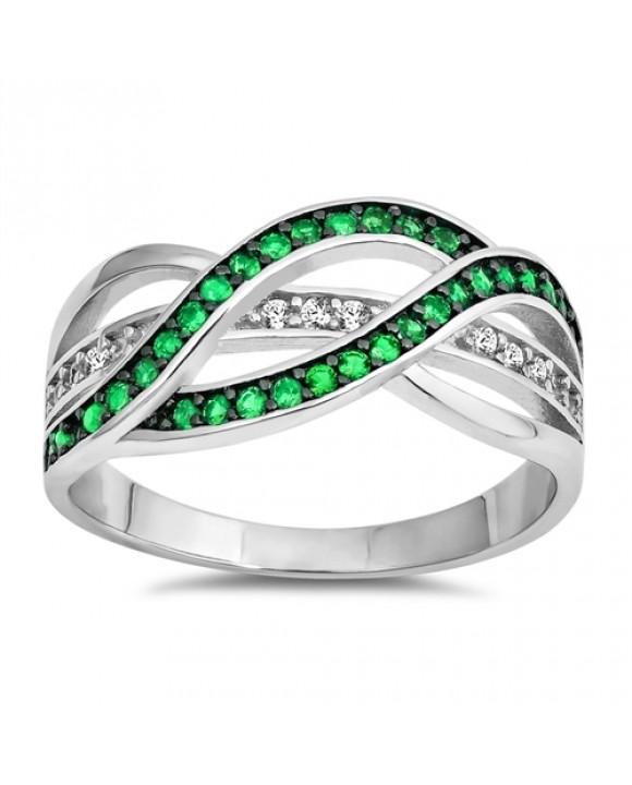 Strieborný prsteň-166251-20
