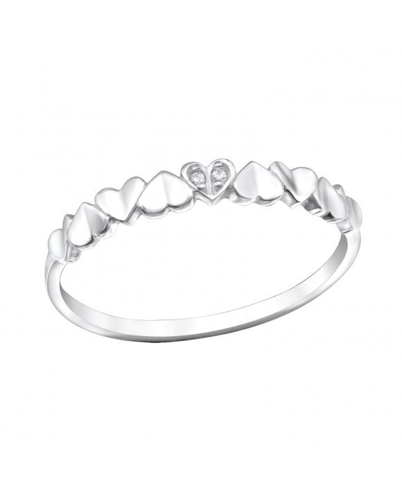Strieborný prsteň-202143-20