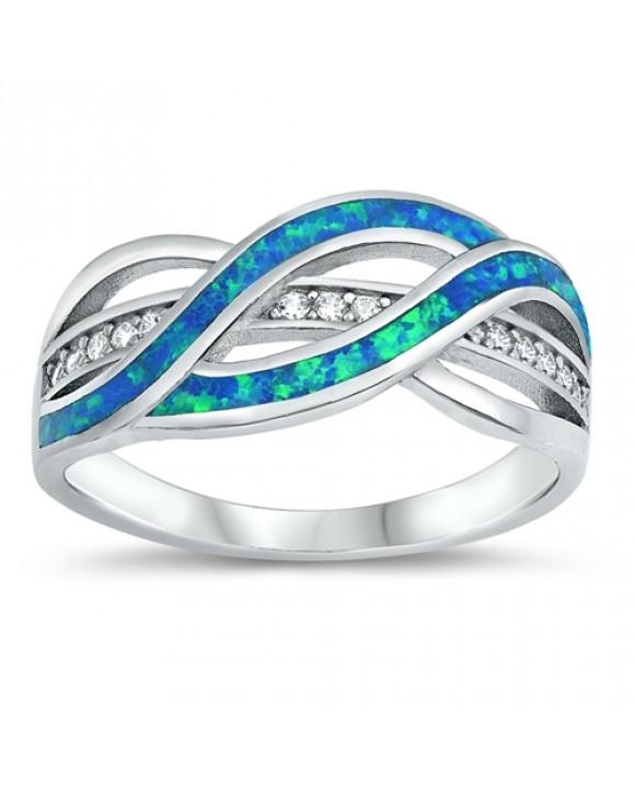 Strieborný prsteň-166204-20