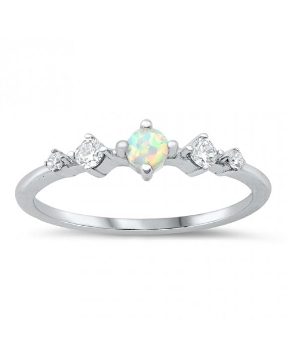 Strieborný prsteň s opálom-203109-20