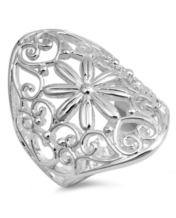 Strieborný prsteň-166284-20