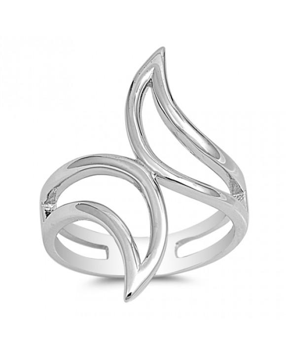 Strieborný prsteň-166219-20