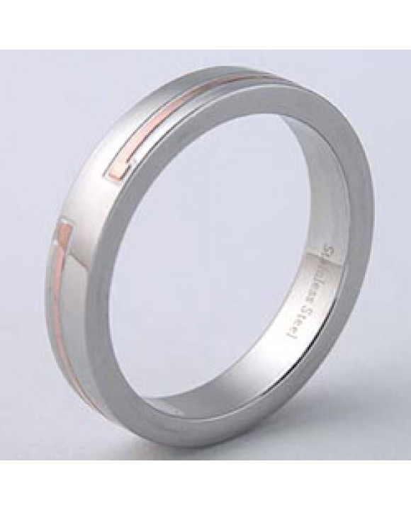 Oceľový prsteň