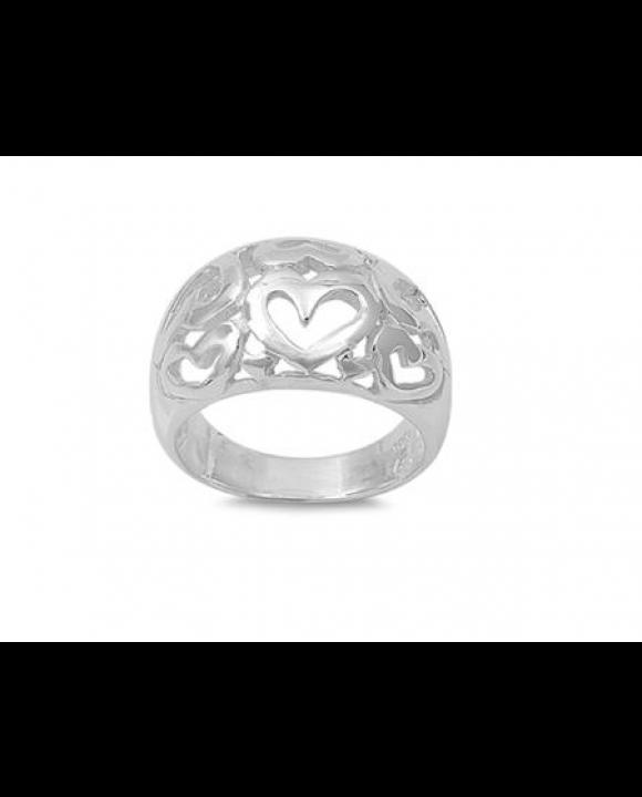 Strieborný prsteň-166280-20