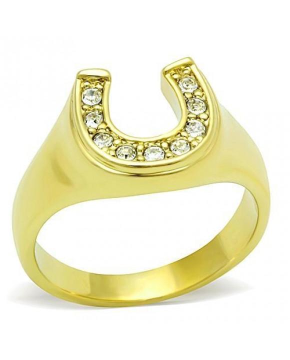 Pánsky prsteň z ocele