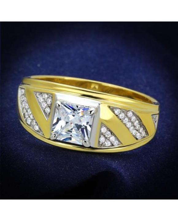 Dámsky strieborný prsteň