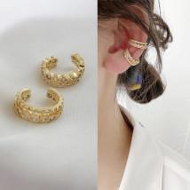 Dámske náušnice Ear cuff-244982-017