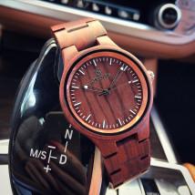 Drevené hodinky SKONE-193805-01