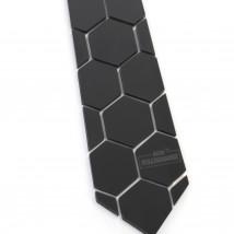Kravata Black Hive-182089-01