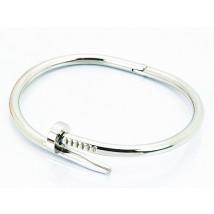 Dámsky oceľový náramok klinec-228645-04