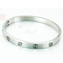 Dámsky oceľový náramok-255945-09