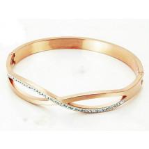 Dámsky oceľový náramok-255955-012